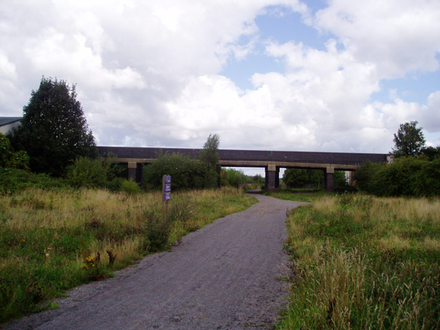 Site of Staveley (Central) Station