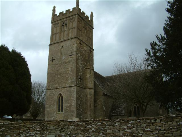 Church of S. Mary the Virgin, West Kington