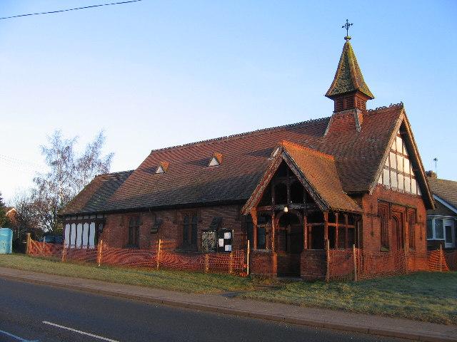 St. Faith's Church Lenwade