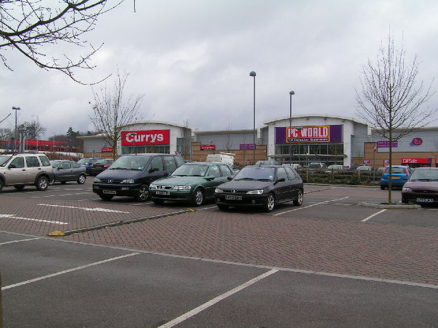 Great Lodge Retail Park