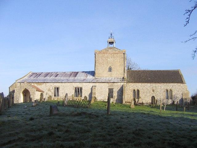 St. Clement's, Burnham Overy