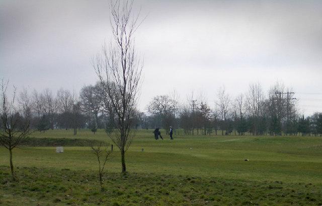 Hadden Hill golf course