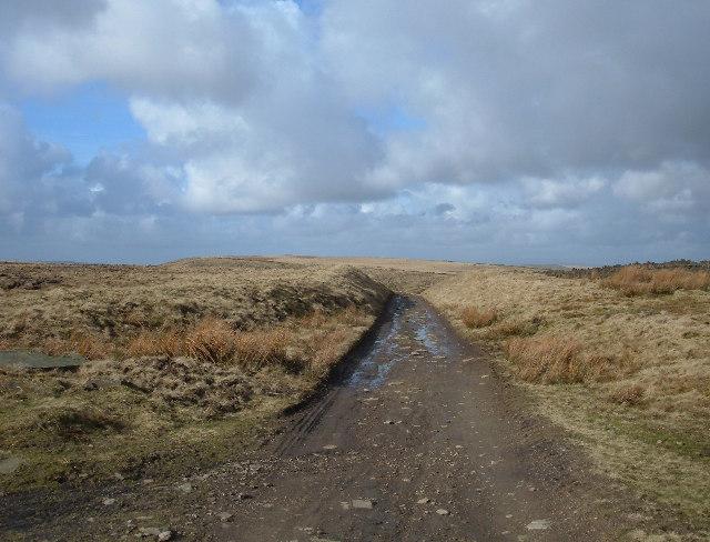 Pennine Bridleway, Cowpe Moss