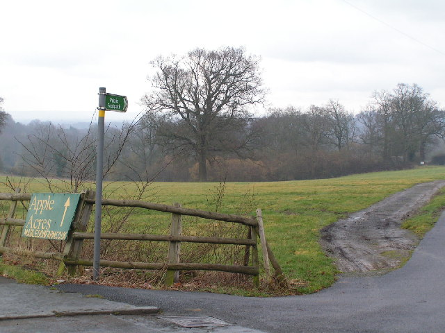 Entrance to Mabledon Farm