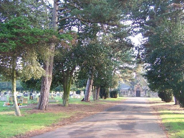 Bebington Cemetery