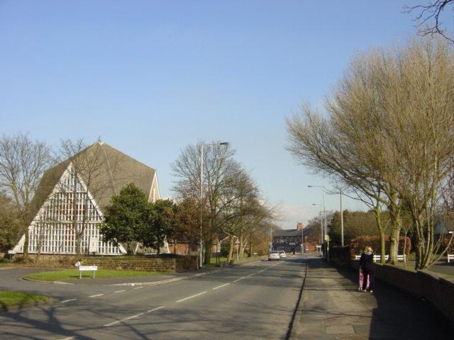 Eccleston Methodist Church, Burrows Lane