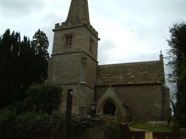 St. Giles Church, Alderton