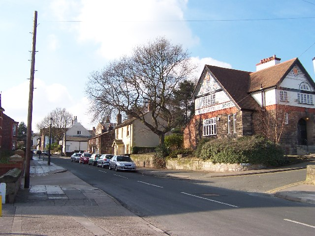 Village Road Bebington