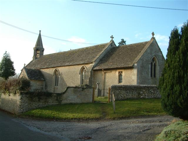 All Saints Church, Corston