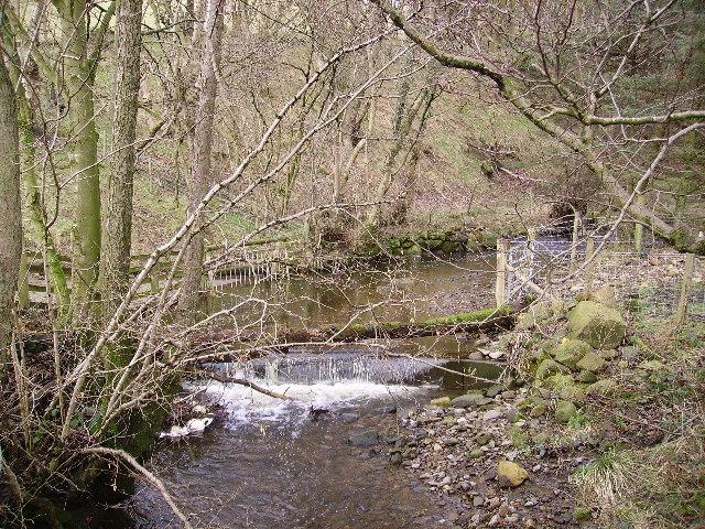 Small Weir Keer Holme