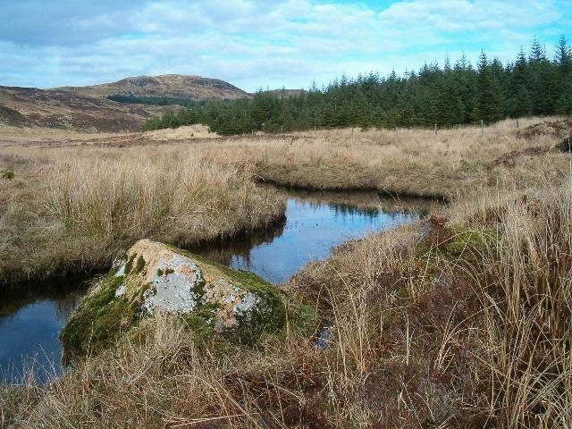 River Add in upper reaches
