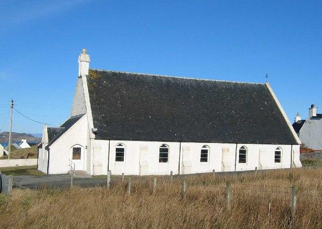 Staffin Free Church of Scotland