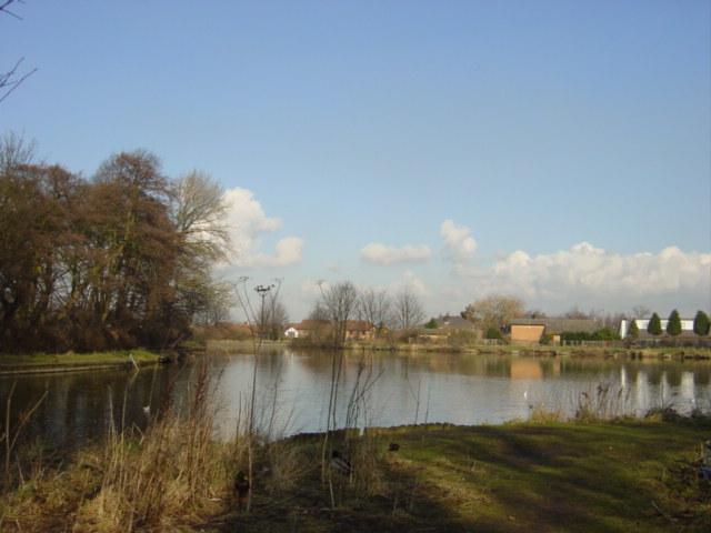 Mill Dam, Millfields, Eccleston