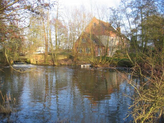 Hoo Mill