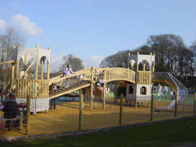 Children's Playground, Taylor Park