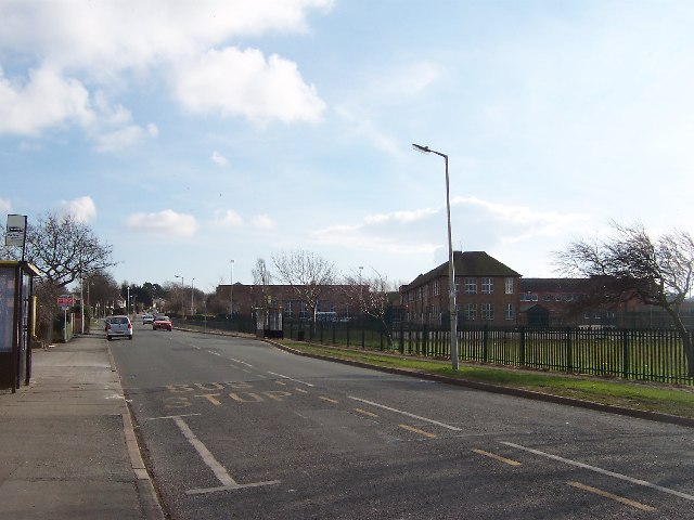 Pensby High School for Boys, Irby Road