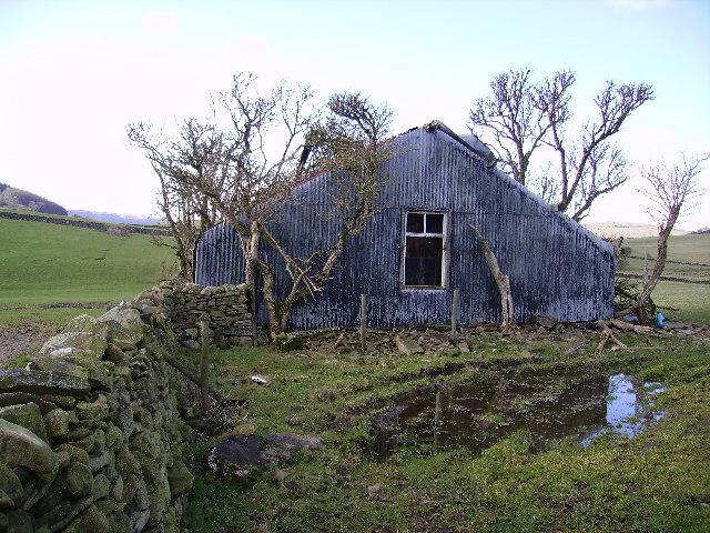 Shed near Kirkby Lonsdale