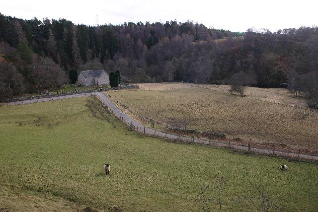 Church at Ardclach
