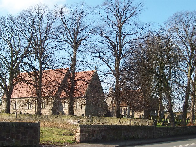 Christ Church, Barnston