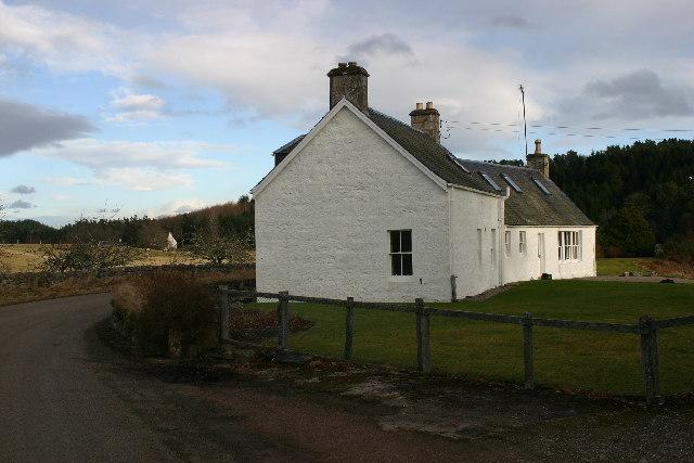 Daltulich cottage