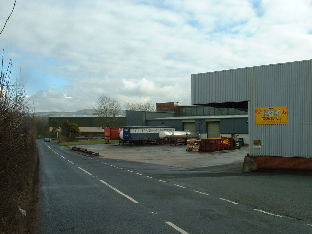 Industrial Estate near Milnthorpe
