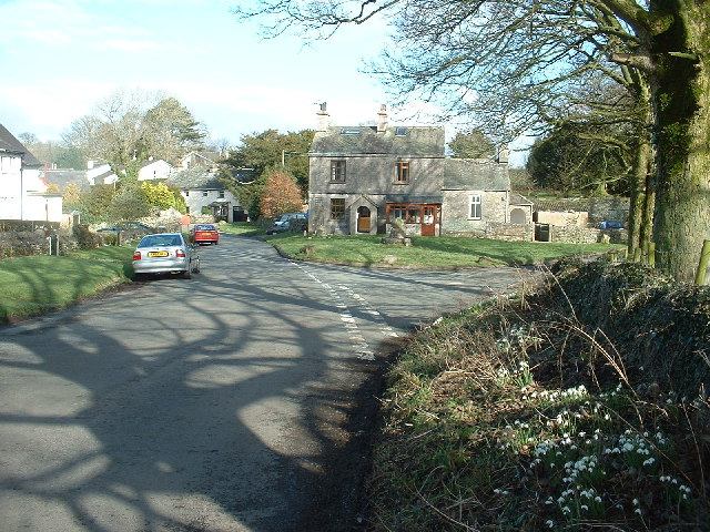 Hincaster Village