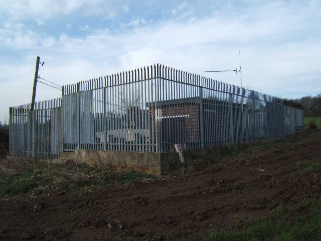 Brock Hill Gas Pumping Station