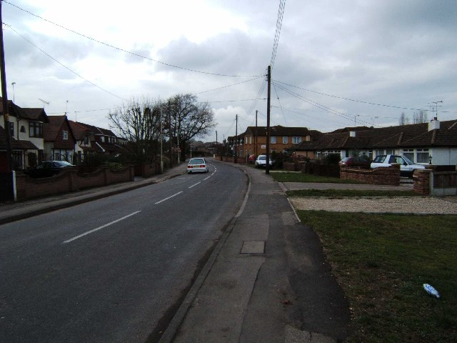 Church End Lane