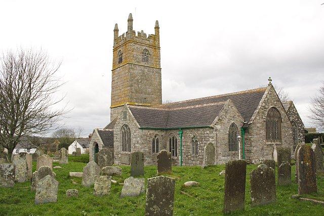 Sithney Church