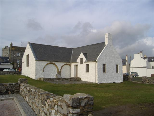 The Old Grammar  School, Castletown