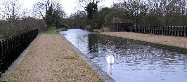 Dove Aqueduct