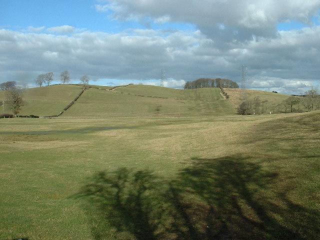 Farmland at Hornsbarrow