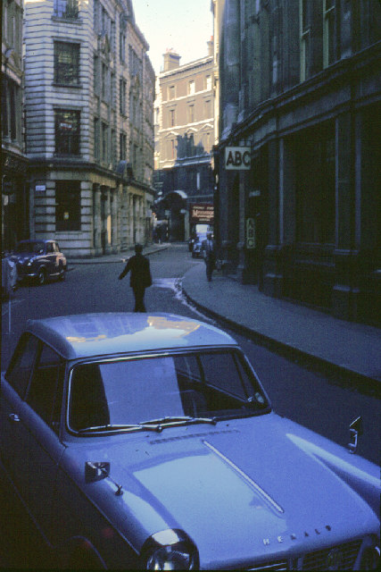 Lime Street c1962