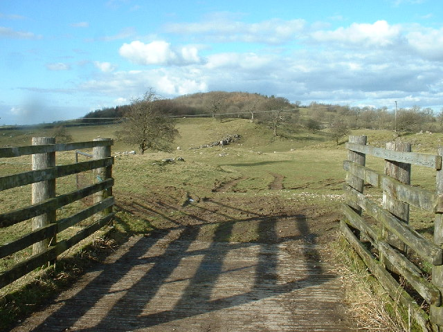 Bridleway to Sealford Farm