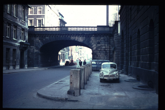 Lower Thames Street c1965