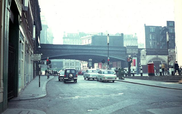 Blackfriars c1965