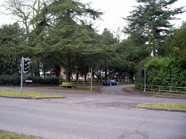 Hursley Park Road, Hursley