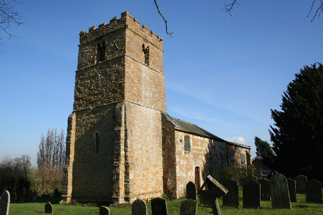 St.Andrew's church, Kirkby, Lincs.