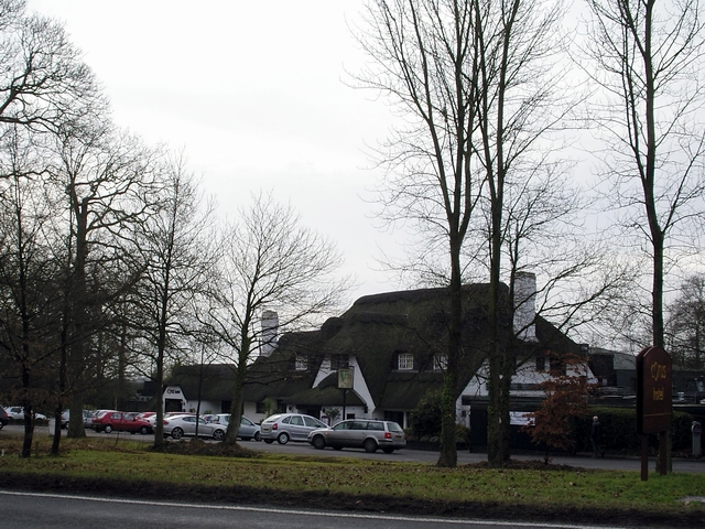 Corus Hotel, near Ampfield