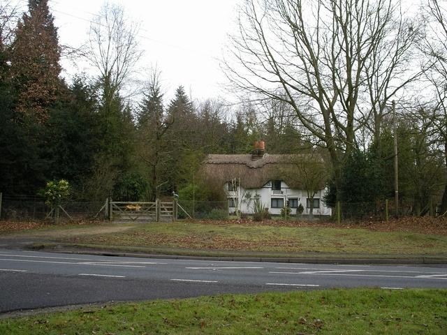 Potter's Heron Cottage