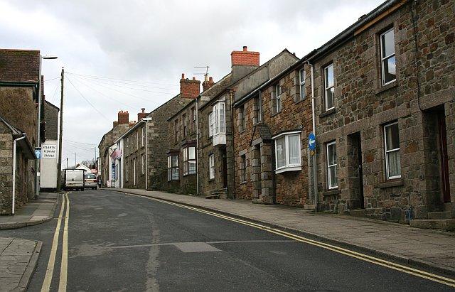 Godolphin Street, Helston