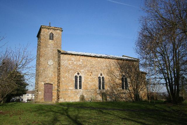 St.Martin's church, North Owersby, Lincs.