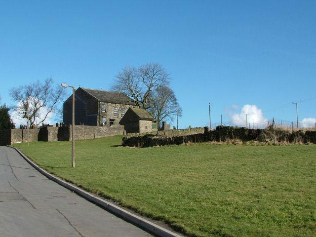 Goodshaw Chapel
