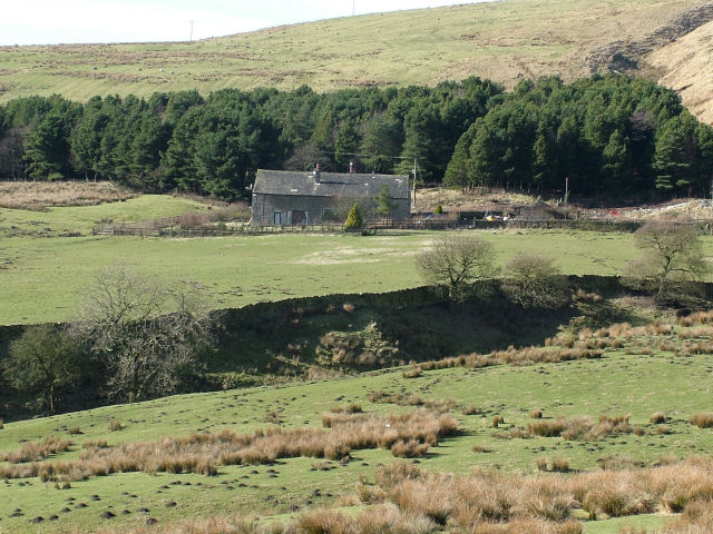 Farmhouse at New Laithe