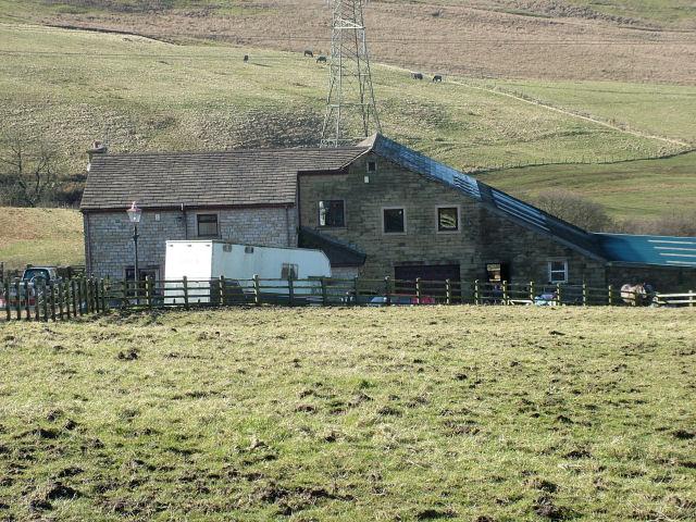 Farm next to A56