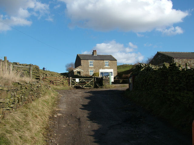 House on Moleside Moor