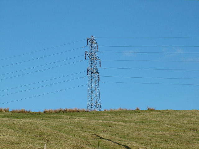 Pylon at Sherfin