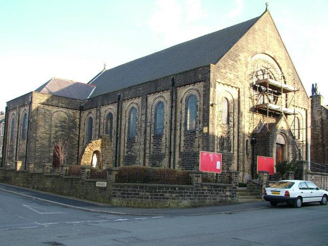 The Parish Church of St Ann