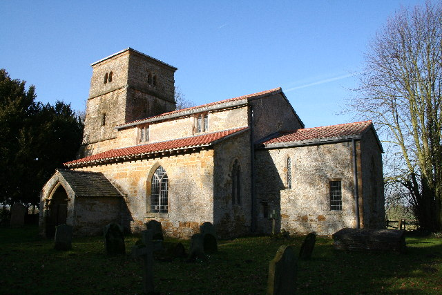 St.Peter's church, Kingerby, Lincs.