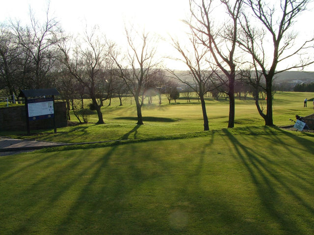 Baxenden and District Golf Course